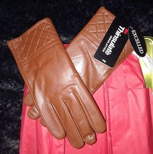 Thin sulfate gloves